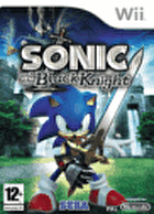 Packshot for Sonic and the Black Knight on Wii