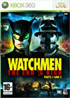 Packshot for Watchmen: The End is Nigh on Xbox 360