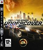 Packshot for Need for Speed Undercover on PlayStation 3