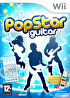 Packshot for PopStar Guitar on Wii
