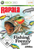 Packshot for Rapala Fishing Frenzy on Xbox 360