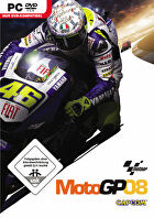 Packshot for MotoGP 08 on PC
