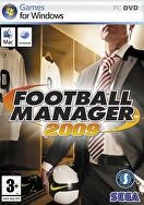Football Manager 2009 packshot