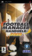 Packshot for Football Manager 2009 on PSP