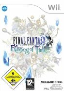 Final Fantasy Crystal Chronicles: Echoes of Time packshot