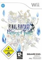 Packshot for Final Fantasy Crystal Chronicles: Echoes in Time on Wii