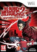 No More Heroes 2: Desperate Struggle packshot