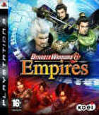 Packshot for Dynasty Warriors 6 Empires on PlayStation 3