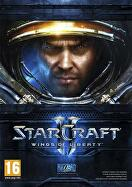 StarCraft II: Wings of Liberty packshot