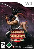 Packshot for Samurai Shodown Anthology on Wii