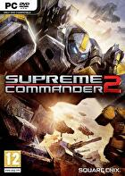 Packshot for Supreme Commander 2 on PC