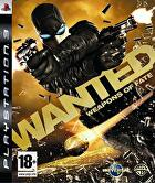 Packshot for Wanted: Weapons of Fate on PlayStation 3