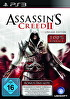 Packshot for Assassin's Creed II on PlayStation 3