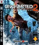 Uncharted 2: Among Thieves packshot