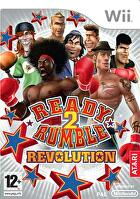 Packshot for Ready 2 Rumble Revolution on Wii