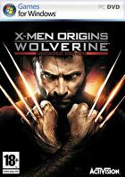 Packshot for X-Men Origins: Wolverine on PC