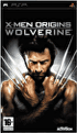 Packshot for X-Men Origins: Wolverine on PSP