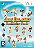 Packshot for Job Island on Wii