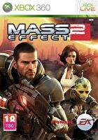 Packshot for Mass Effect 2 on Xbox 360