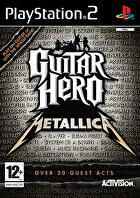 Packshot for Guitar Hero: Metallica on PlayStation 2