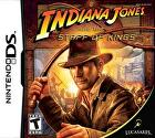 Packshot for Indiana Jones und der Stab der K�nige on DS