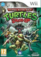 Packshot for Teenage Mutant Ninja Turtles: Smash-Up on Wii