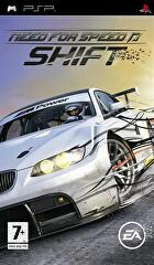 Packshot for Need for Speed: SHIFT on PSP