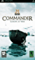 Packshot for Military History Commander - Europe at War on PSP
