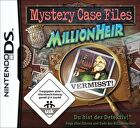 Packshot for Mystery Case Files: MillionHeir on DS