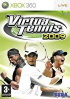 Packshot for Virtua Tennis 2009 on Xbox 360