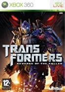 Transformers: Revenge of the Fallen packshot