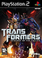 Packshot for Transformers: Revenge of the Fallen on PlayStation 2