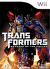 Packshot for Transformers: Revenge of the Fallen on Wii