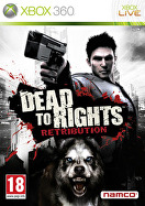 Dead to Rights: Retribution packshot
