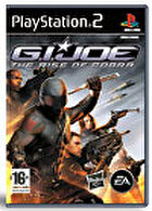 Packshot for GI Joe: The Rise of the Cobra on PlayStation 2