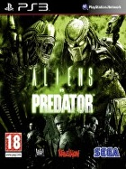 Packshot for Aliens vs. Predator on PlayStation 3