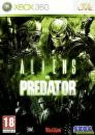 Packshot for Aliens vs. Predator on Xbox 360