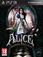 Packshot for Alice: Madness Returns on PlayStation 3