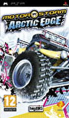 Packshot for MotorStorm: Arctic Edge on PSP