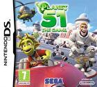 Packshot for Planet 51 on DS