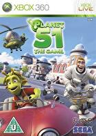 Packshot for Planet 51 on Xbox 360