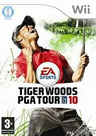 Packshot for Tiger Woods PGA Tour 10 on Wii