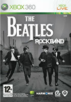Packshot for The Beatles: Rock Band on Xbox 360