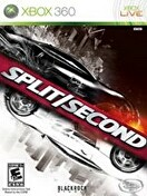 Split/Second: Velocity packshot