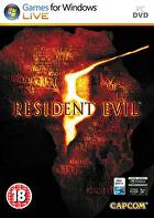 Packshot for Resident Evil 5 on PC