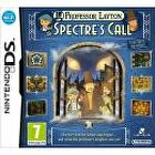 Packshot for Professor Layton and the Spectre's Call on DS