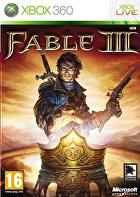Packshot for Fable III on Xbox 360
