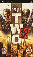 Packshot for Army of Two: The 40th Day on PSP