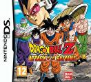 Dragon Ball Z: Attack of The Saiyans packshot