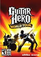 Packshot for Guitar Hero World Tour on PC